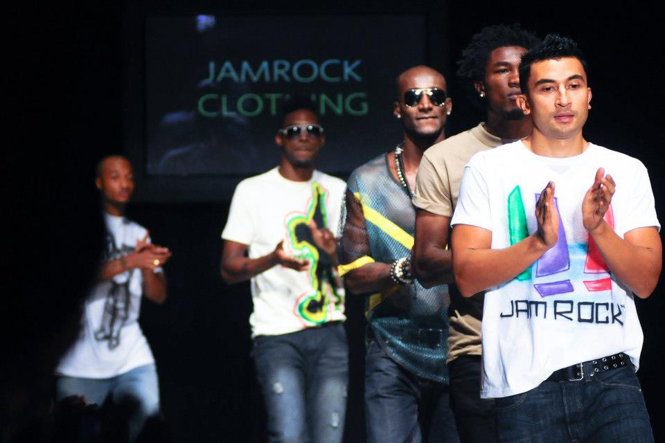 JamRock Clothing Presents @ New York Fashion Week