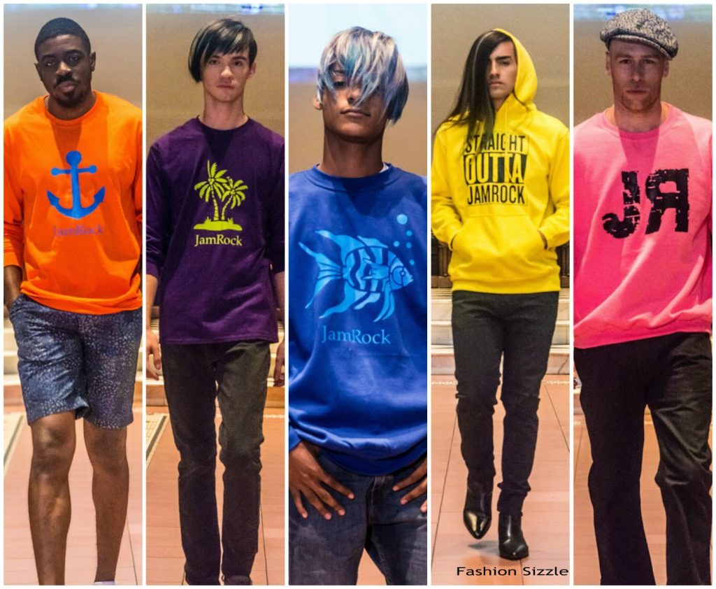 Jamrock Clothing Showcases @ New York Fashion Week